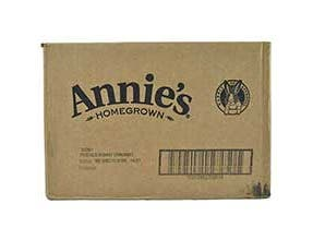 Annies Homegrown Bunny Graham Friends Snack, 7 Ounce -- 12 per case