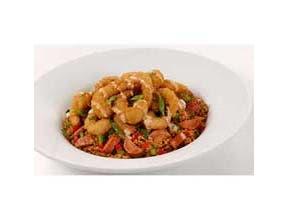 Tampa Maid Bay Gem Imitation Breaded Shrimp, 7.5 Ounce -- 12 per case.