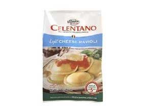 Rosina Food Light Cheese Ravioli Pasta, 22 Ounce -- 12 per case.