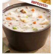 Campbells Cream Of Potato Soup with Bacon, 4 Pound -- 3 per case.