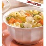 Campbells Roasted Chicken Noodle Soup, 4 Pound -- 3 per case.