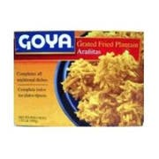Goya Hash Brown Aranitas Plantain, 12.6 Ounce -- 6 per case.