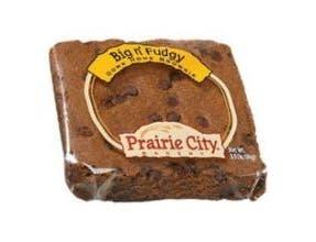 Prairie City Bakery Big N Fudgy Brownie, 3.5 Ounce -- 48 per case.
