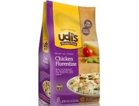 Udis Chicken Florentine Skillet Meal, 18 Ounce -- 6 per case.