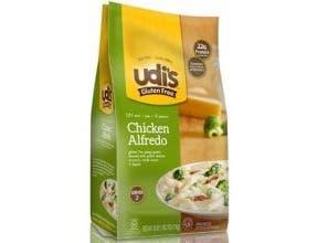 Udis Chicken Penne Alfredo Skillet Meal, 18 Ounce -- 6 per case.