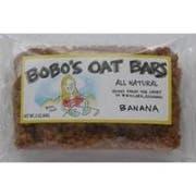 Bobos Banana Oat Bar, 3 Ounce -- 12 per case.