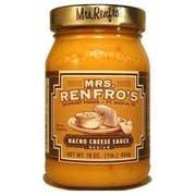 Mrs.Renfro Nacho Cheese Sauce, 16 Ounce -- 6 per case.