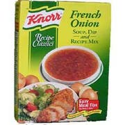 Unilever Bestfoods Knorr French Onion Soup Mix, 1.4 Ounce -- 12 Per Case
