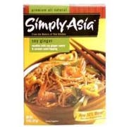 Simply Asian Soy Ginger Noodle, 8.5 Ounce -- 6 per case.