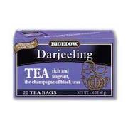 Darjeeling Tea, 20 Ct -- 6 Per Case.