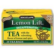 Bigelow Lemon Lift Decaffeinated Tea -- 6 per case.