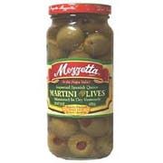 Martini Olives - 10 ounce  -- 6 per case.