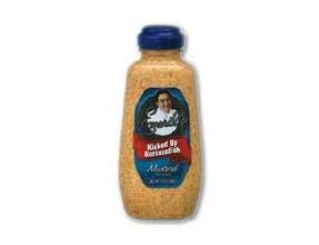 Kicked Up Horseradish Mustard, 12Z -- 12 per case