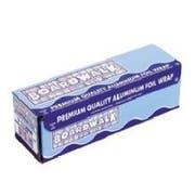 Boardwalk 16 Micron Standard Aluminum Foil Roll, 12 inch -- 1 roll.