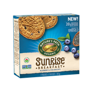 Natures Path Organic Blueberry and Chia Biscuit, 7 Ounce -- 6 per case.