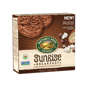 Natures Path Organic Dark Chocolate and Coconut Biscuit, 7.05 Ounce -- 6 per case.