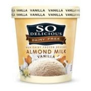 So Delicious Vanilla Dairy Free Almond Milk, 1 Pint -- 8 per case.