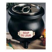 Teal Bon Chef Sandstone Electric Soup Kettle, 13 1/2 x 14 inch -- 1 each.