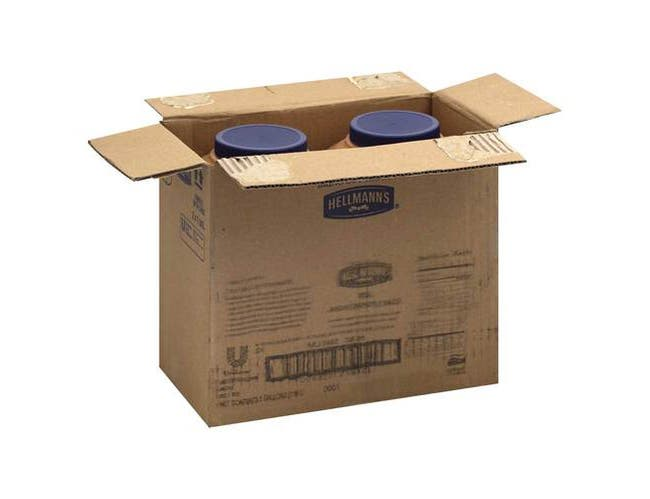 Hellmann's Real Ancho Chipotle Sauce Jug, 1 gallon -- 2 per case