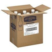 Hellmann's Light Ranch Salad Dressing Salad Bar Bottles, 32 ounce -- 6 per case