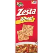 Zesta Whole Wheat Saltine Cracker, 16 Ounce -- 12 per case.