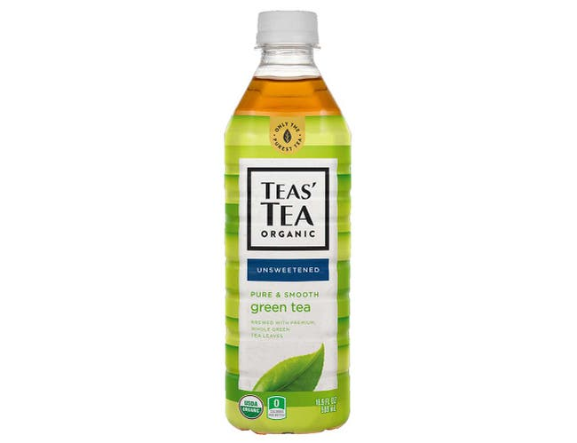 Ito En Pure Green Tea, 16.9 Fluid Ounce -- 12 per case