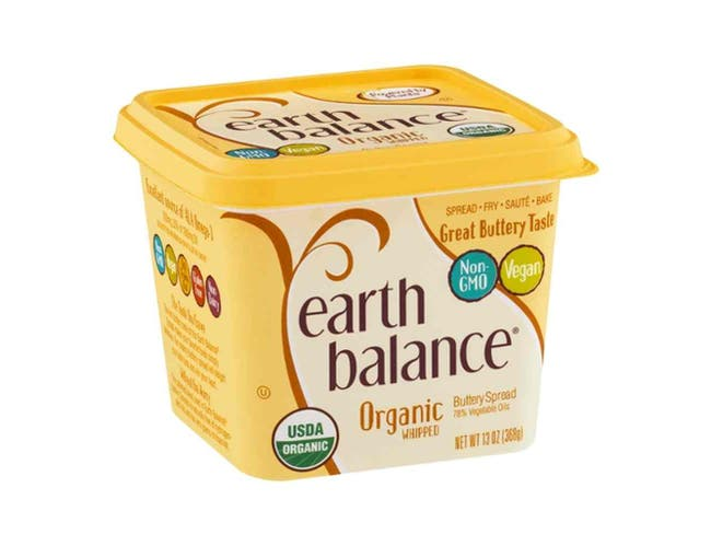 Earth Balance Organic Buttery Spread, 13 Ounce -- 6 per case.