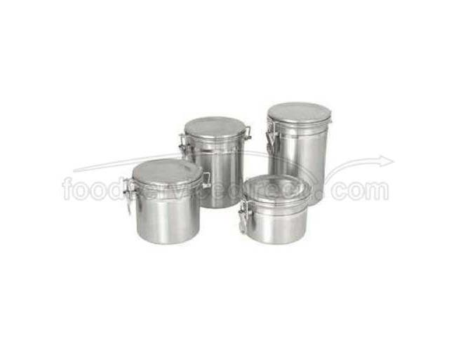 Update International Canister with Stainless Steel Lid, 70 Ounce -- 1 each.