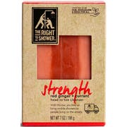 The Right To Shower Strength Red Ginger and Currant Bar Soap, 7 Ounce -- 36 per case