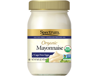 Spectrum Naturals Organic Soy Mayonnaise, 32 Ounce -- 12 per case.