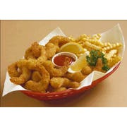 Tampa Maid South Beach Imitation Breaded Shrimp, 7 Ounce -- 12 per case.
