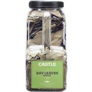 Castle Foods Whole Bay Leaves, 8 Ounce -- 3 per case