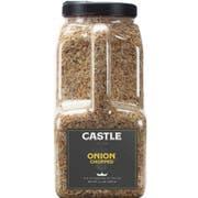 Castle Foods Chopped Onion, 3.5 Pound -- 3 per case