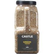 Castle Foods Minced Onion, 5 Pound -- 3 per case
