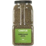 Castle Foods Whole Mexican Oregano Leaves, 1.75 Pound -- 3 per case