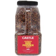 Castle Foods Crushed Mild Red Pepper, 3.25 Pound -- 3 per case
