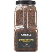 Castle Foods Quebec Steak Seasoning, 7 Pound -- 3 per case