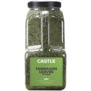 Castle Foods Whole Tarragon Leaves, 18 Ounce -- 3 per case