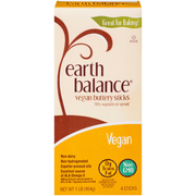 Earth Balance Buttery Stick - No 4, 16 Ounce -- 18 per case