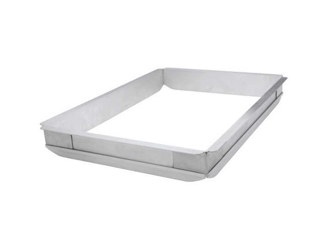 Winco Aluminum Half Size Sheet Pan Extender, 13 x 18 inch -- 12 per case.