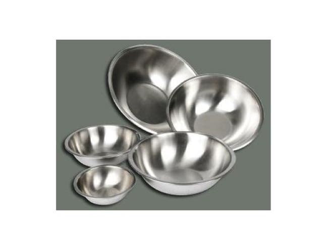 Winco Stainless Steel Heavy Duty Mixing Bowl, 11 5/8 x 3 3/8 inch -- 1 each.