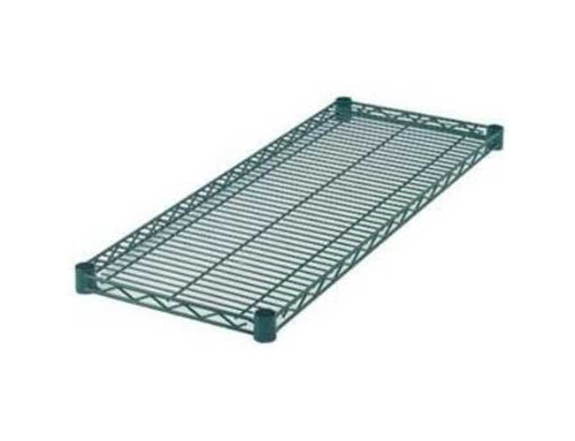 Winco VEX Series Epoxy Coated Wire Shelf, 21 x 30 inch -- 2 per case.