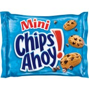 Chips Ahoy Mini Chocolate Chip Cookies - 12 count box, 4 per case